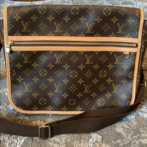 Louis Vuitton Authentic Never Used Messenger Bag